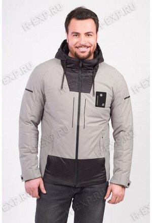 Куртка весна-осень мужская High Experience 6304 (3002) Серый