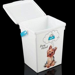 Контейнер для корма для собак