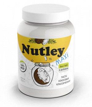 Паста кокосовая классическая 1000 г Nutley