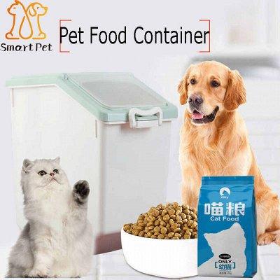 Karmy - корм для собак и кошек премиум класса! №32 — Новинка - контейнера для Корма — Миски и поилки для собак