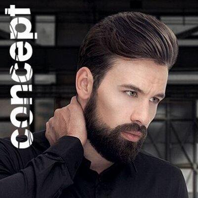 ★CONCEPT★ Средства для волос! Оттеночные шампуни и бальзамы❗ — Уход за волосами для мужчин Concept Men — Мужская линия
