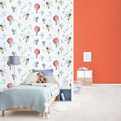 Дизайнерские обои из салонов города 💥  — Детские обои Kids Land Andrea Rossi  1,06х10м — Отделка для стен и потолков