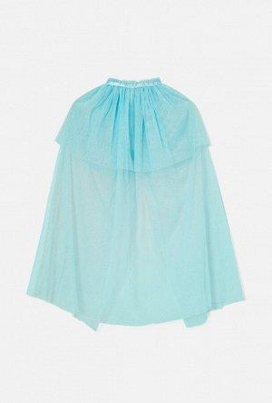 Накидка-мантилья для девочек Bencley голубой