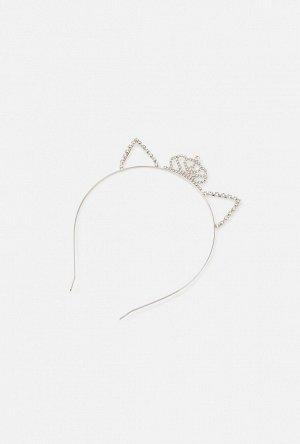 Ободок для волос детский Labruge серебряный