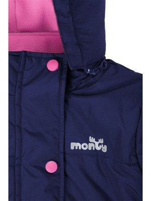 Пальто зимнее Monty