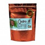 Кедро-кофе с кокосовым  молоком / 120 г
