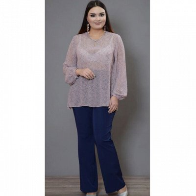 №8=✦Avigal✦Роскошная женская одежда для красавиц с формами◄╝ — Блузки — Блузы