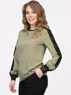Блуза Сьюзи (олива)