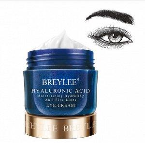 BREYLEE увлажняющий крем для области вокруг глаз с гиалуроновой кислотой