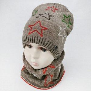 снуд и шапка