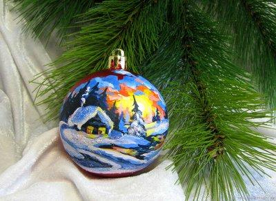 Всё для праздника - 6. Декор, флористика, свечи, подарки — Елочные игрушки и украшения. Коллекция 3 — Сувениры