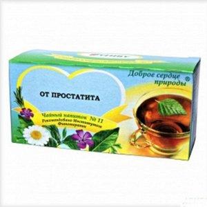 """Чай/напиток №11 """"Доброе сердце природы"""" от простатита"""
