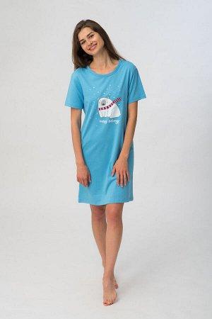 Платье 81328 Платье жен. WP 607, Состав: 100%хлопок