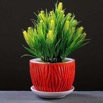 🌷 Кашпо, горшки, грунт - всё для домашних цветов и сада 🌷 — До 1 л - керамика — Кашпо и горшки