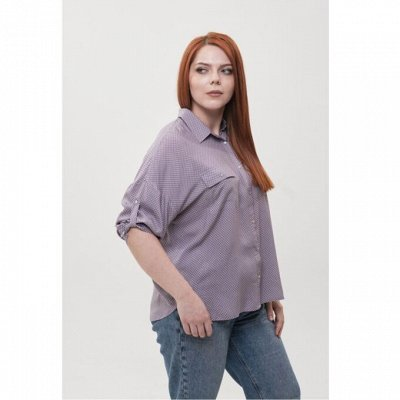 Черная пятница! Мари*Мэй -38-Стильные блузки. — Большие размеры — Рубашки и блузы