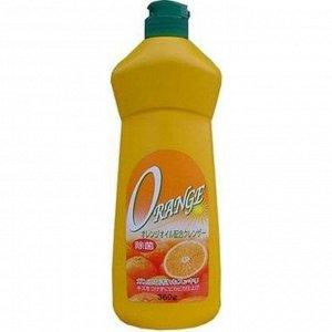 """30137 Крем чистящий  """"Rocket Soap - апельсин"""", 360 г"""