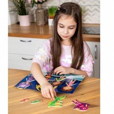 Я расту TOYS — яркие игры и развивашки для детей — Наборы с мягкими наклейками — Развивающие игрушки