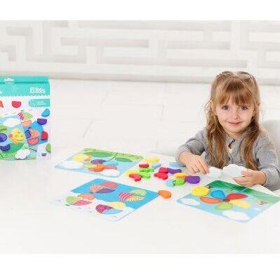 Я расту TOYS — яркие игры и развивашки для детей — Развивающие игры и головоломки ТМ  El'BascoToys — Развивающие игрушки