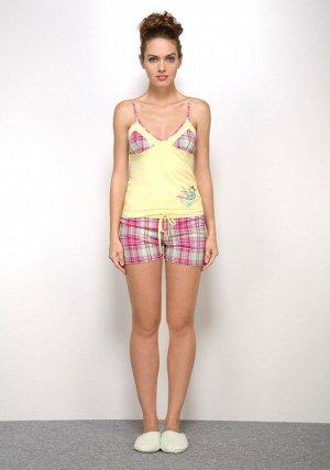 Комплект с  шортами 350163-11 2656