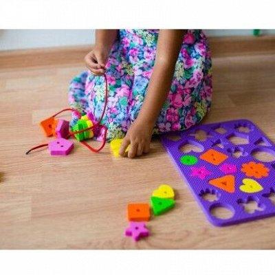 Я расту TOYS — яркие игры и развивашки для детей — Шнуровки — Развивающие игрушки