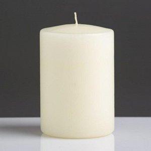 """Свеча- цилиндр """"VANILLA PARADISE"""", ароматизированная, парафин, 6?8 см, микс"""