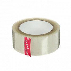 Клейкая лента упаковочная Start 45 мм х 100 м, 38 мкм