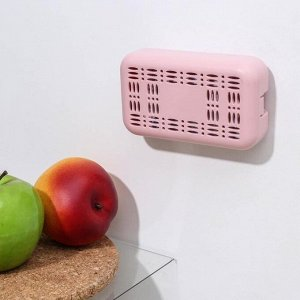 Поглотитель запаха для холодильника, 12?7?3 см, цвет МИКС