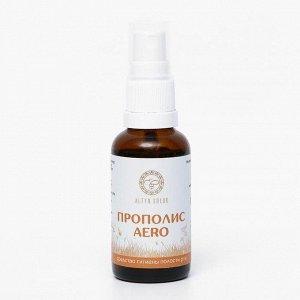 Спрей прополис Aero, средство гигиены полости рта, 30 мл