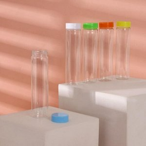 Бутылочка для хранения, 100 мл, цвет МИКС