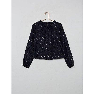 Одежда из Франции для всей семьи! — Девочки. Рубашки, блузки. — Блузки, туники