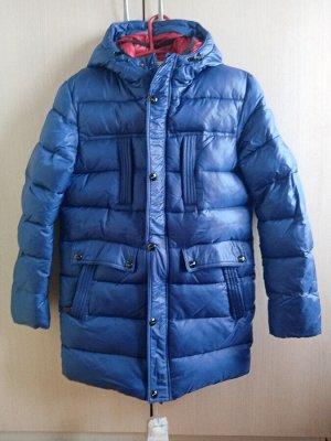 Куртка зимняя на мальчика росто 158! Очень клевая!!!