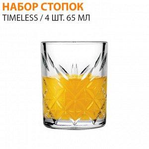 Набор стопок Timeless / 4 шт. 65 мл