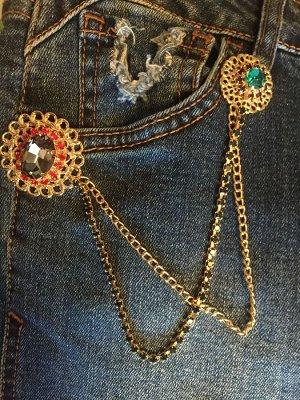 Эксклюзивные джинсы Les Bourd. des Garcons Италия