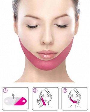 Маска-бандаж для подбородка Purederm Lovely Design Miracle Shape-Up Mask, 1шт