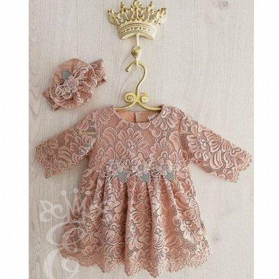 Детская одежда от БэбиШик-44. — Платья, сарафаны, костюмы — Платья