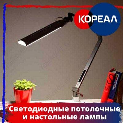 🔥 🇰🇷 Лучшие Корейские товары для дома! Быстрая доставка — Настольные светодиодные светильники. Потолочные светильники. — Освещение