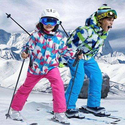 🔥*Утепляемся*Лыжные костюмы*Джинсы с начесом*Обувь — Детские лыжные костюмы — Одежда