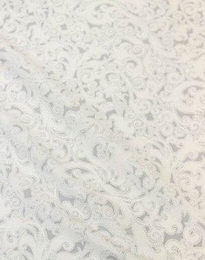 """Поплин """"Хрустальный лес - узоры"""" (комп), ш.2.2м, хлопок-100%, 110гр/м.кв"""