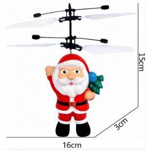 "Игрушка ""Летающий Санта Клаус"""