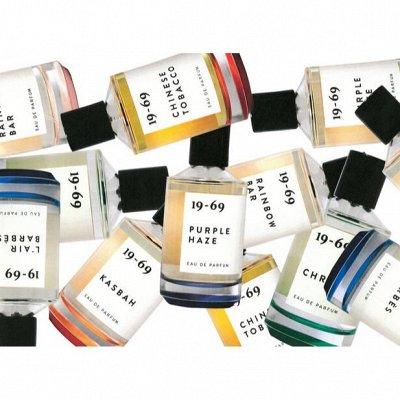 Селективная парфюмерия Новый парфюмерный дом 19-69