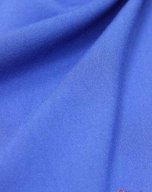 Штапель цв.Винтажно-синий, ш.1.46м, вискоза-100%, 110гр/м.кв