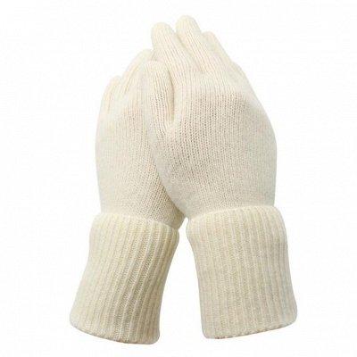 Шапки Стормс и Котик - взрослым и детям  — Перчатки женские — Вязаные перчатки