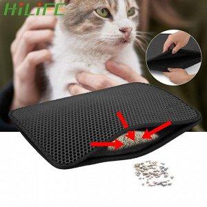 Коврик Коврики EVA подходят для кошек и собак любой породы, возраста и размера, они изготовлены из прочного нескользящего материала, устойчивого к царапинам и другим повреждениям. Изделия безопасны дл