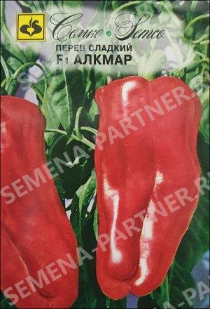 ТМ Семко Перец сладкий Алкмар F1 (красный) / раннеспелые гибриды для всех видов теплиц