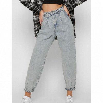 🔥Carica. 🔥Будь неповторимой. — Женщинам. Джинсовая одежда — Прямые джинсы