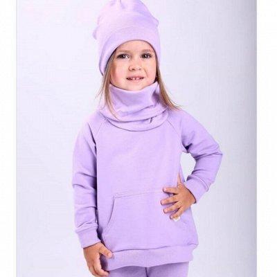 ЖАНЭТ - ярко и качественно! Уютная осень — Девочки  (водолазки, платья, костюмы) р. 68-128 — Свитшоты и толстовки