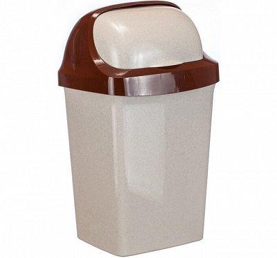 Кора сибирской лиственницы 60л. От 396 руб! — Урны, мусорные ведра — Для дома