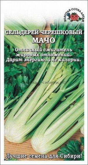 Сельдерей черешковый Мачо ЦВ/П (Сотка) 0,5гр