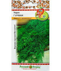 Укроп Гурман Вкуснятина ЦВ/П (НК) раннеспелый