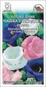 Цветы Колокольчик Чашка с блюдцем ЦВ/П (Сотка) двулетнее 60-80см